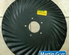 Cuchillas Turbo 16 X 4mm