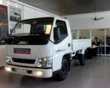 Jmc N 601 Motor Isuzu 115 Hp P/ 2,5 Ton 0km My18 Disponibles