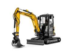 Miniexcavadora New Holland E37c - GRM