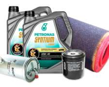 Kit Filtros + Aceite Syntium Ford Ranger 2.8 TD Desde 2004