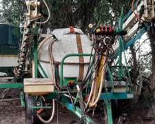 Pulverizador Pampero Hidráulico con Balancín