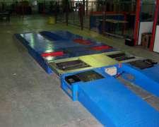 Frenometros De Rodillos, Brake Tester, Balanza, Amortiguador