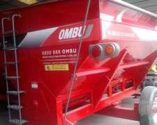 Tolva Ombu Nueva Disponible. Crv 15 Tt. Hasta Mayo 2020
