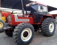 Tractor Fiat 140 90 Doble Tracción con Aire