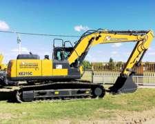 Excavadora Xcmg Xe125cr - Nueva