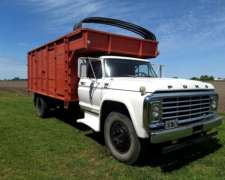 Camion Ford F 6000