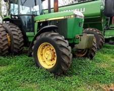 Tractor JD 4455. muy Bueno