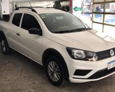 Volkswagen Saveiro 1.6 Power Doble Cabina 2016