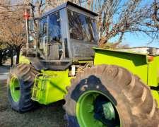 Tractor Zanello Articulado 500c