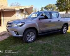 Toyota Hilux SRV 2.8 D/C