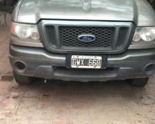 Camioneta Ford Ranger 4X2 XL Plus