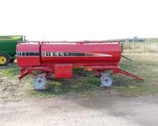 Tanque Cisterna Belen 3000 Litros con Baulera Disponible