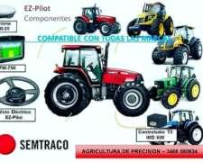 Linea de Pilotos Trimble (EZ Steer y EZ Pilot)