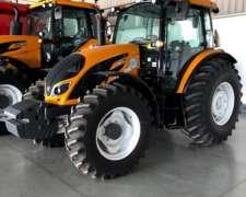 Tractor Valtra A124 Full , con Inversor Hidraulico