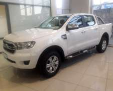 Ford Ranger XLT 3.2l 4X2 MT y AT Entrega Inmediata