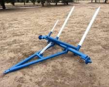 Pinche Para Transporte De Rollos - Directo De Fabrica
