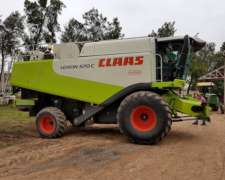 Claas Lexion 570c 2008 30pies Impecable - Financ. H/5 Años
