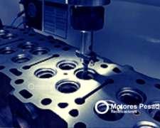 Reparación de Tapas de Cilindro de Todo los Modelos