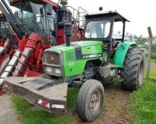 Tractor Agco Aliis 6125 / 4X2 / con Levante / Plataformado