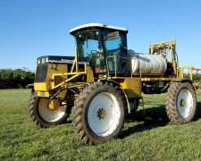 Pulverizadora Rogator 854 Trocha Variable 4x4