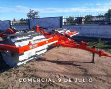 Rolo Triturador de Rastrojos Secman 4,5mts Modelo M-4500/117