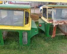 Cabinas para John Deere