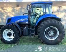Tractro New Holland T6.130 con Cabina - Nuevo