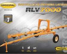Rastrillo de Entrega Lateral RLV 7000 - Grosspal