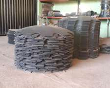 Discos de Rastra Dentado 26 X 6 MM Cementado Ingersoll