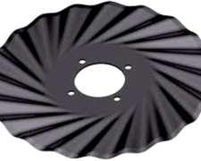 Cuchillas Turbo y Discos para Toda Marca de Sembradora