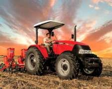 Tractor Case IH Farmall JXM75 Doble