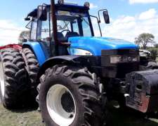 New Holland T M 180, Modelo 2008 con 6,000 Horas, Financio