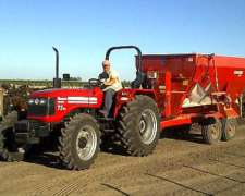 Tractor Apache 75 HP, Vende Cignoli Hnos