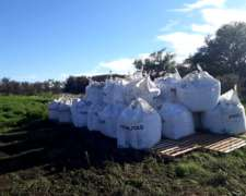 Fertilizante Scrap Barrido Granel