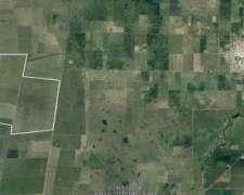 3500 Agricolas Entre Fortin Inca y Tostado Exelente Campo