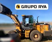 Cargadora Lonking 835 // 2012 // Grupo RYA