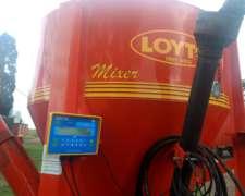 Mixer, Mezclador De Alimentos Loyto V2200 Con Balanza