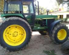John Deere 3550 - 4x4 - Cabina