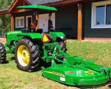 Oportunidad Tractor John Deere 5045 e y Desmalezadora MX5