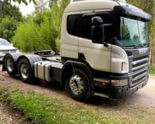 Camion Scania P340 año 2010