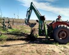 Retroexcavadora Para Tractor Tipo 3 Puntos