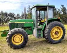Tractor John Deere 6600 - 1998