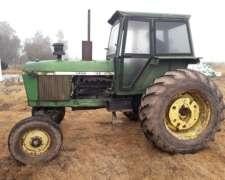 Tractor John Deere 3530, Tres Arroyos