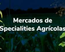 Mercados de Specialities Agrícolas