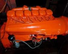 Motor Deutz 160 Hp. Excelente Estado Y Funcionamiento