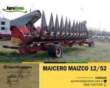 Maicero Maizco 12/52 MX III