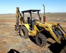 Excavadora Massey Ferguson M96 4x4 Año 2001