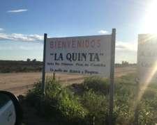 Vendemos Campo Imperdible 400 Ha La Quinta Cba