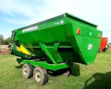 Mixer Montecor H 10mts3 NE Eje Balancin año 2011