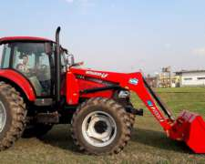 Pala Frontal Lf P2000 Adaptable A Tractor De Hasta 180 Hp Dt